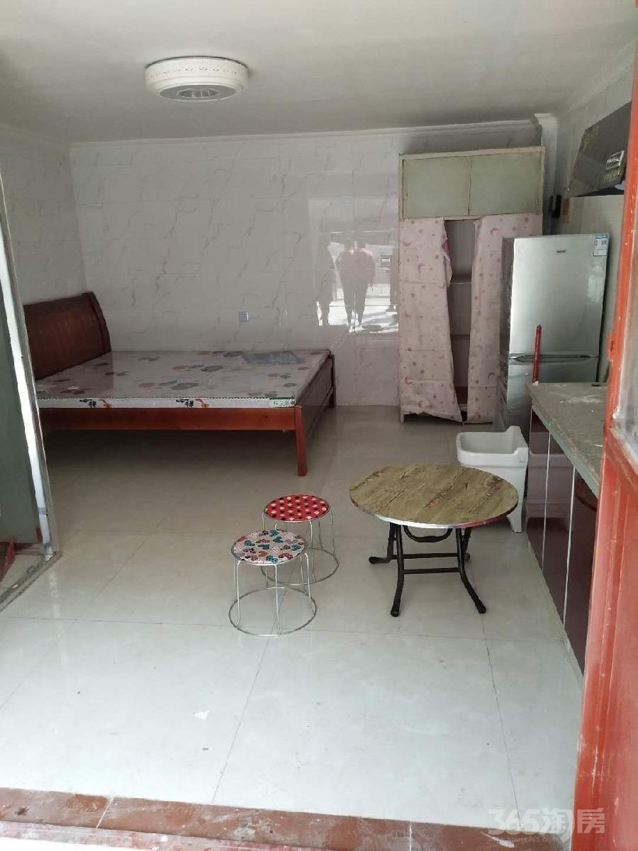 月牙河小区1室1厅1卫30平米整租中装