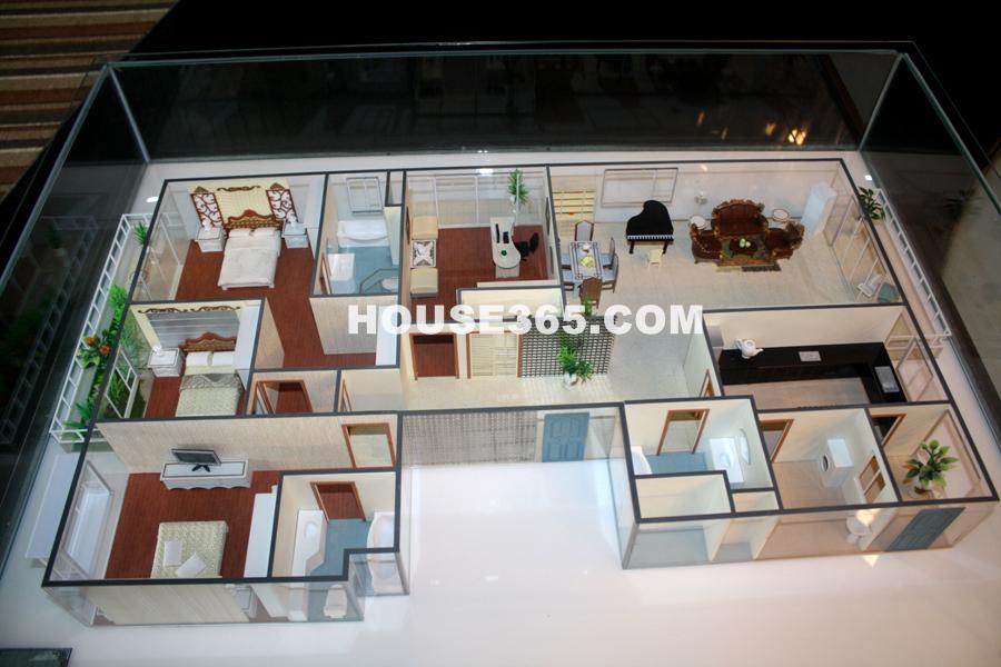售楼处270平方米户型实景图(9.1)
