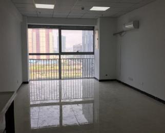 南京南站 绿地之窗北广场 精装修朝南 户型方正 带洗手间