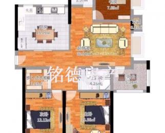 免税+张家山领秀城+商品房有证+现在东西全留+超级优质+学区房