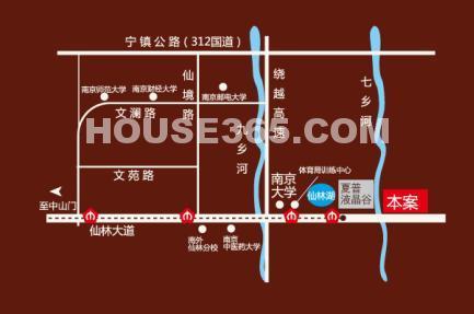 翡翠湾交通图