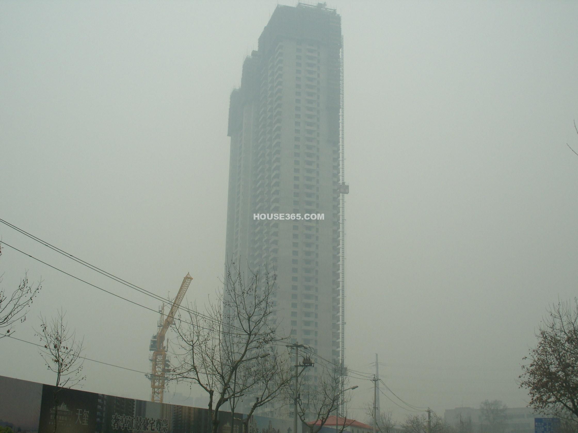 二期17号楼工程进展(2.22)