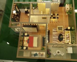 海盐荣安海上3室2厅2卫85平米2016年产权房精装