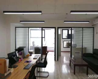 远洋国际中心大行宫地铁口精装全套办公家具多套现房新世