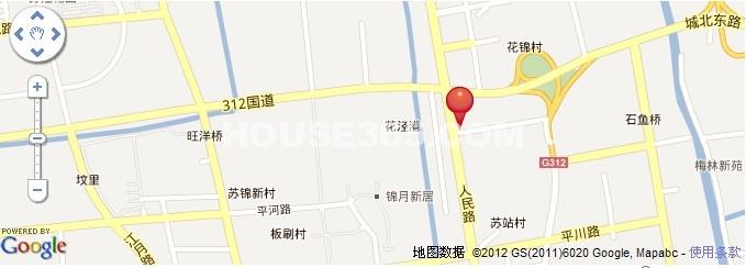 苏尚新地交通图