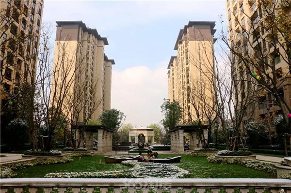 伟星公园大道壹号小区实景图