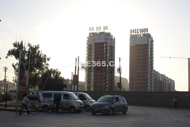 华宇凤凰城实景图