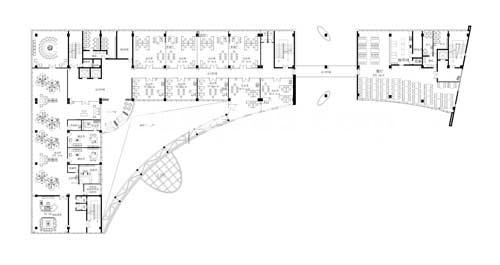 新华太湖数码动画影视创业园楼层图