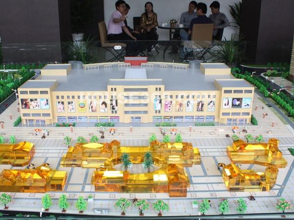 宝龙城市广场商业区