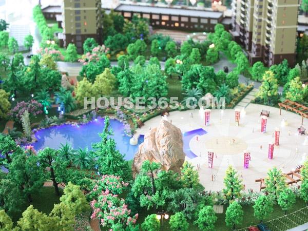 宝龙城市广场绿色生活区