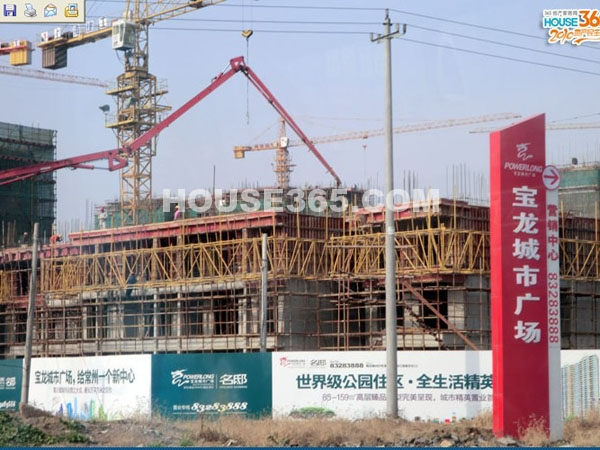 工程进度图(2010.12.25)