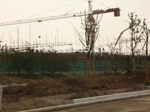 工程进度(2010.9.3)
