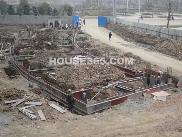 工程进度(2011.3.3)