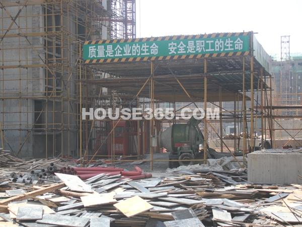 工程进度(2012.3.31)