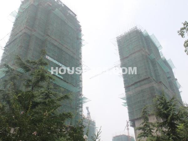 三期工程进度(2012.8.15)