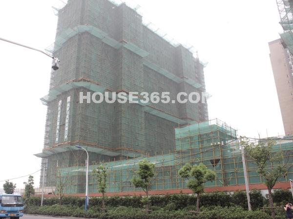 23#楼工程进度(2011.8.4)
