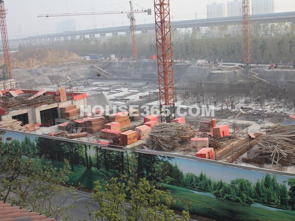 工程进度(2011.11.23)