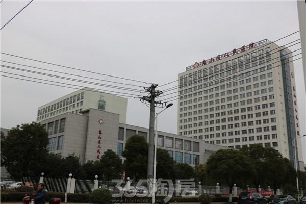 洛城·紫园周边配套——惠山区人民医院