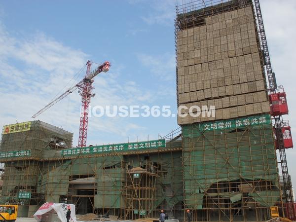 工程进度(2011.10.20)