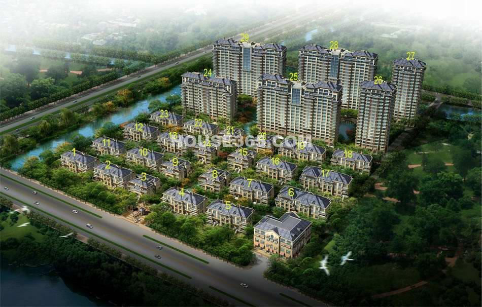 杭州得力半岛花园