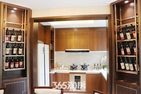 荣盛华府建面约172平样板间-厨房