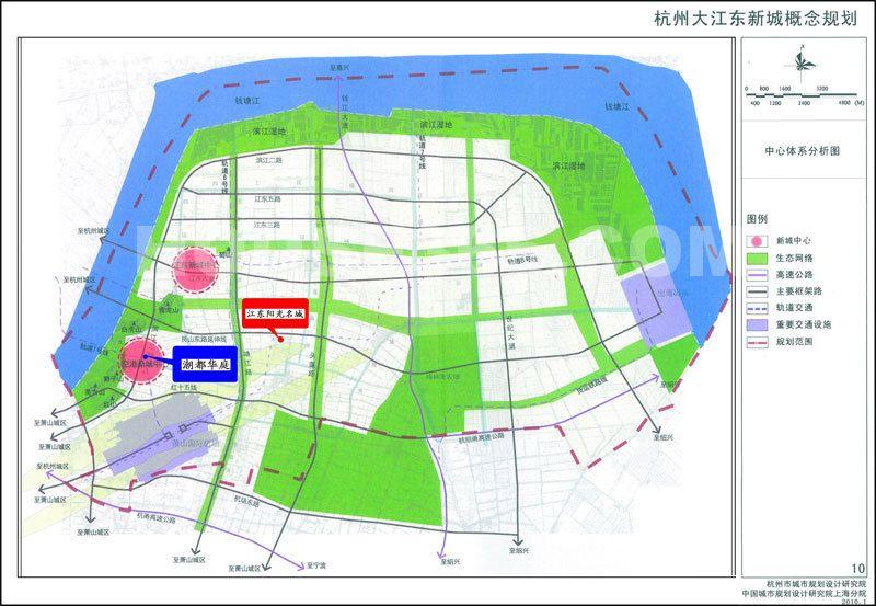 江东阳光名城交通图