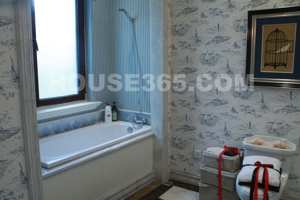 别墅样板房卫浴3