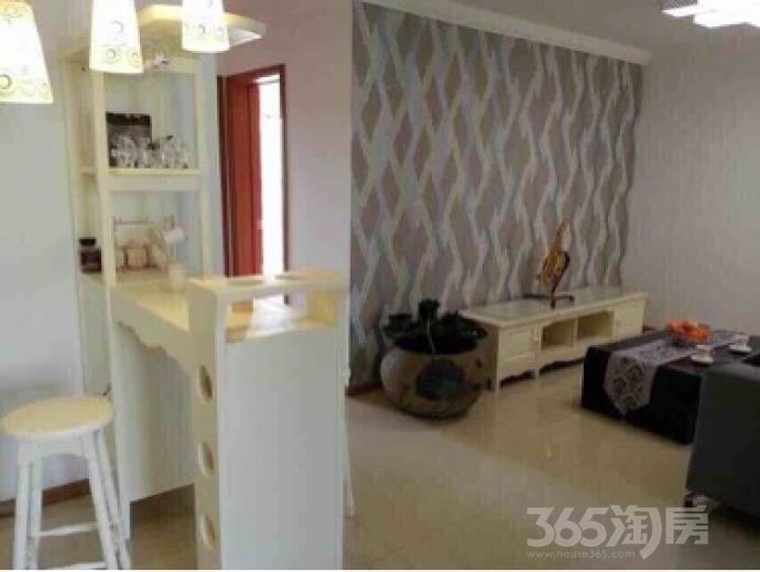 江心洲洲岛家园3室2厅1卫85平米整租精装