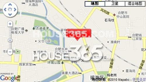 中天胜利58交通图
