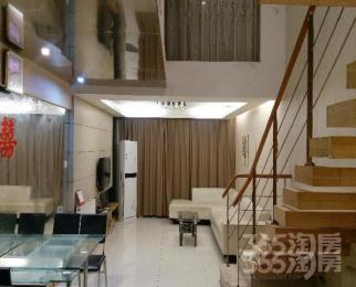 安高城市天地2室1厅2卫120平米整租豪华装