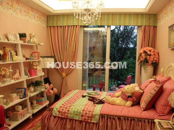 空中别墅143㎡样板房-卧室