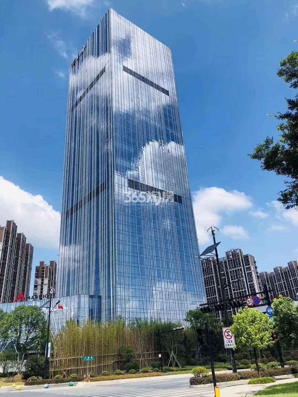 越秀星汇城星汇中心写字楼实景(2018.8)