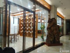 政府产业园,精装210平写字楼出租,配套完善