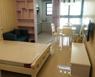 东方万汇国际公寓 精装单室套 急租 可随时拎包入住