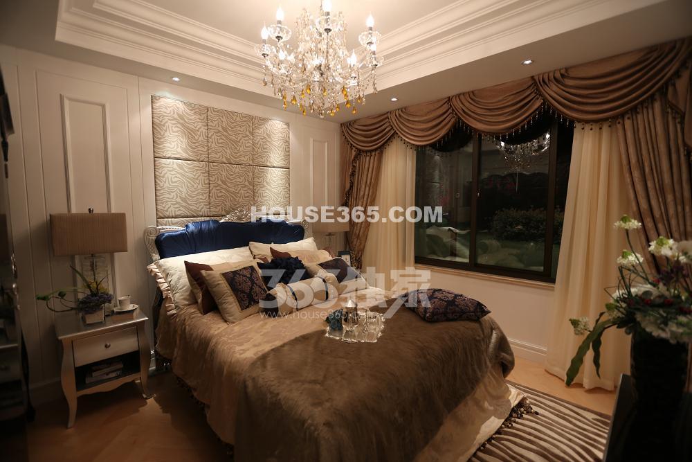 金浩仁和天地 88平样板房-卧室