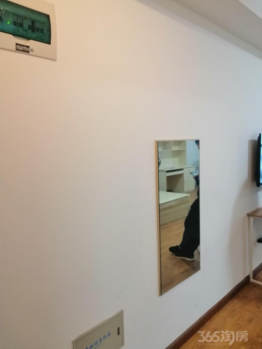 海亮明珠1室0厅1卫59平米整租精装