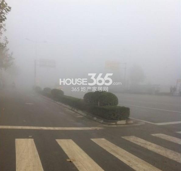 海珀香庭周边道路(2013.04.02)