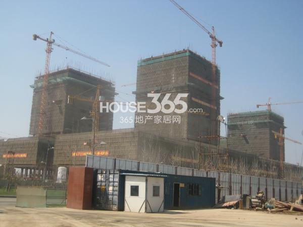 翠屏九溪诚园周边在建科技园社区