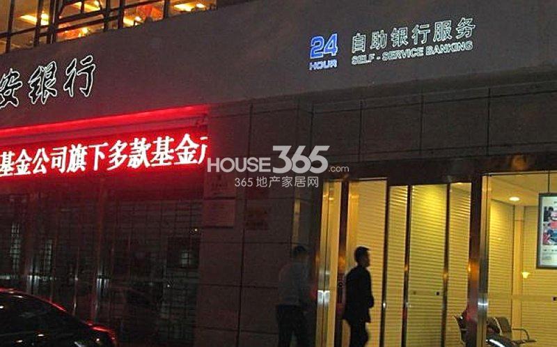 国润城周边-西安银行(2013年4月9日)