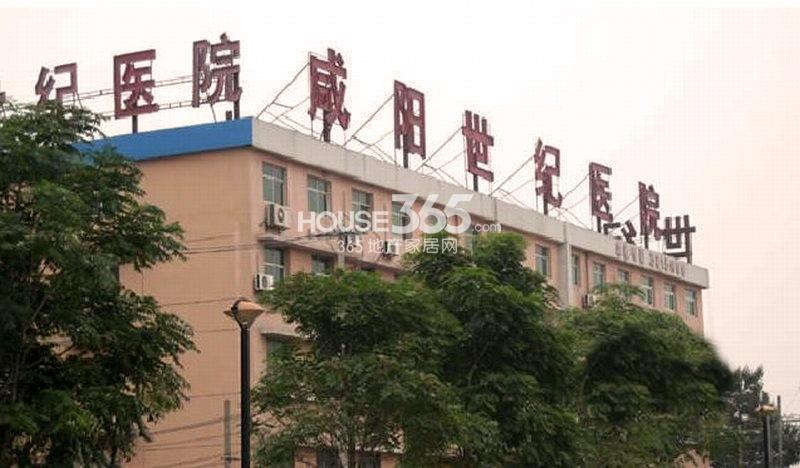 国润城周边-世纪医院(2013年4月9日)
