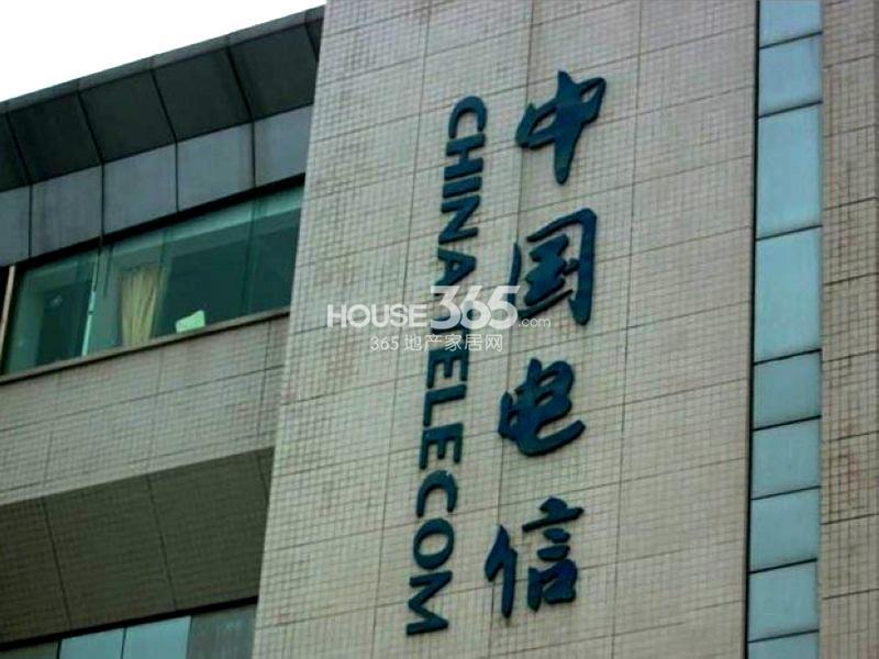 国润城周边-中国电信(2013年4月9日)