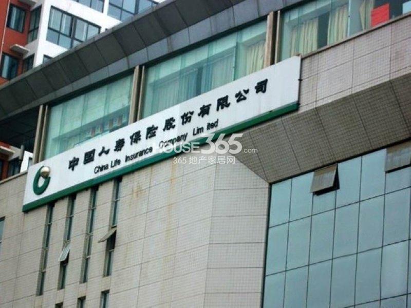 国润城周边-人寿保险(2013年4月9日)