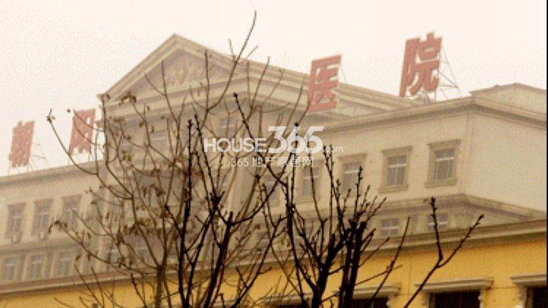 国润城周边-朝阳医院(2013年4月9日)