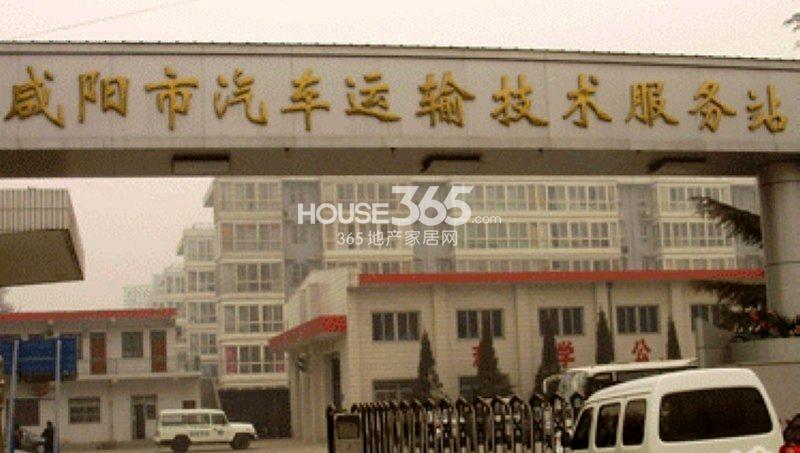 国润城周边-汽车运输技术服务站(2013年4月9日)