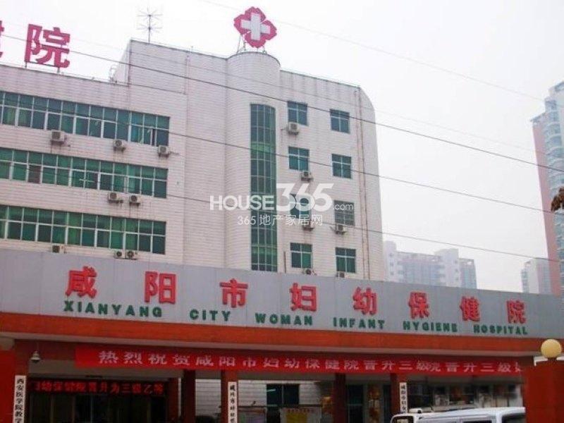 国润城周边-妇幼保健院(2013年4月9日)