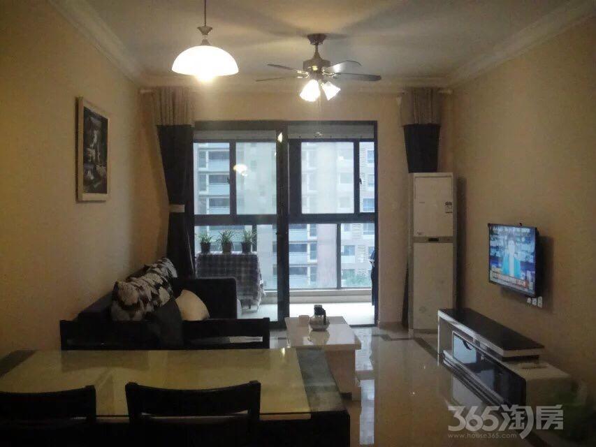 万科金色领域3室2厅1卫90平米整租精装