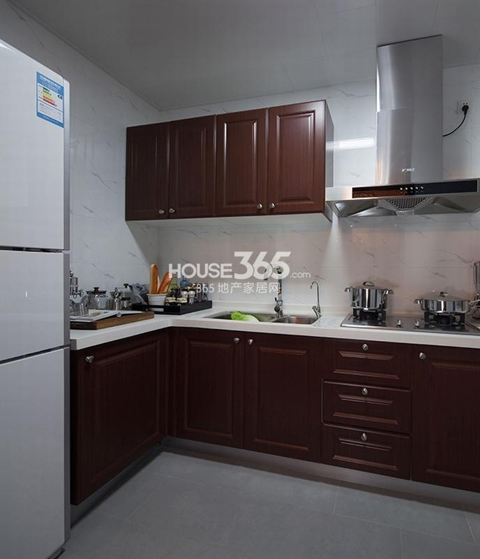 国润城样板间-厨房(2013年6月25日)