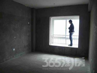 金泰怡景花园2室1厅1卫75平米毛坯产权房2015年建