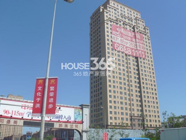 中海创富广场5,6号楼标准层59,85,88平米_沈阳中海_网