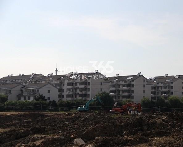 尚景湾实景图